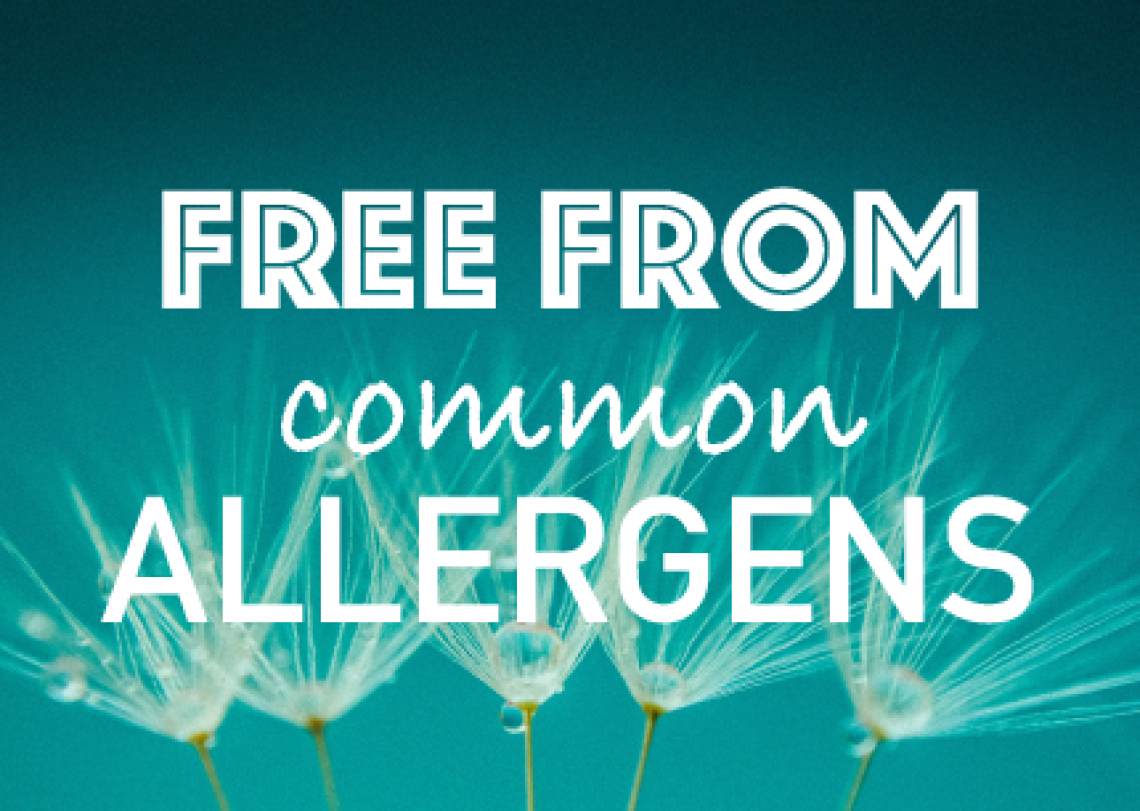 Afbeelding voor All Vitaplex products are free from common allergens