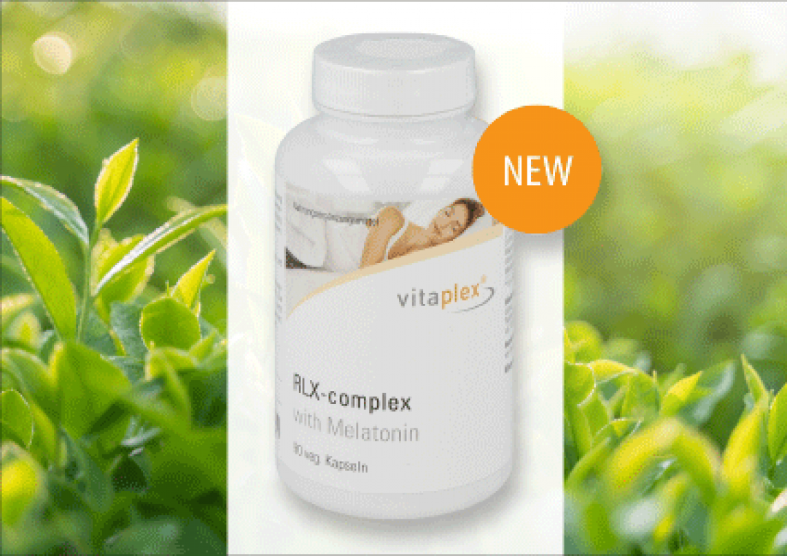 Afbeelding voor New: Vitaplex RLX-complex